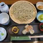 18871979 - 平日限定蕎麦ランチ・950円