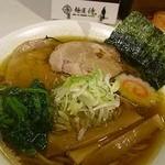 麺屋 侍 - 侍らーめん醤油UP