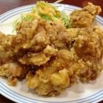 Kourien - 鶏の唐揚げ。