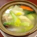 Kourien - 野菜スープ。