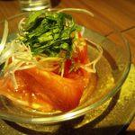 和民 - トマト甘酢和え313円