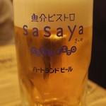 魚介ビストロsasayakitokito -