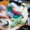 龍太郎寿し - 料理写真:釜蓋寿し ¥1,230    縁起寿し