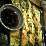 韓国郷土料理 ととり - 海鮮ちぢみ