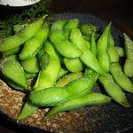 仙台 あべちゃんの店 - 枝豆