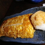 仙台 あべちゃんの店 - 玉子焼き