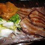 仙台 あべちゃんの店 - 名物 牛タン