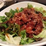 韓の里 - 焼肉サラダ