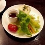 tomomaru - ランチセットサラダ