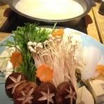 18877290 - 水炊きの野菜♡