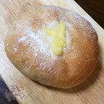 ひと粒の麦 - チーズパン