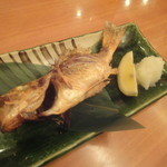 小石川 かとう - 鮎の塩焼き
