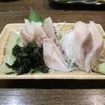 18879928 - 真魚花(ホッケ)刺