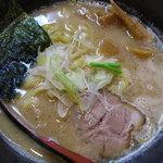 麺屋 天 - しょうゆ