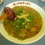 ぼっけゑラーメン - ぼっけゑ味噌ラーメン650円