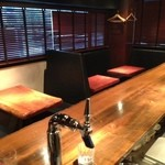 銀座酒場 マルイチ - テーブル席