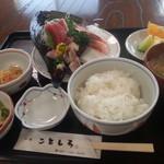 18881018 - お刺身定食