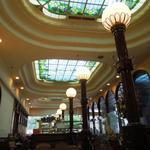 18881028 - (2013/4月)TDLのクリスタスパレスレストランを思い起こさせる高い天井