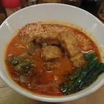 担々麺 ほおずき - 排骨担々麺