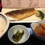 18884525 - 鯖塩焼き定食