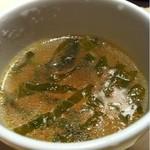 18884687 - スープ