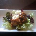 18884893 - 【2013/5】初夏のリッチランチ(クーポン購入で2000円)・鶏のグレープフルーツソース
