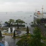 パノラミックレストラン ル・ノルマンディ - 横浜港が広がります