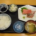 和田家 - 刺身定食