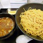 くにがみ屋 - つけ麺(大盛り)