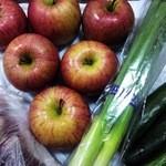 とべ日曜市 - 料理写真:この日購入したお野菜等です