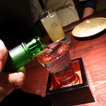 手作り料理と地酒 おと 仲町店 - 新潟県緑酒造の日本酒