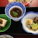 18895752 - 天婦羅定食(小鉢)