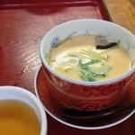 18895754 - 天婦羅定食(茶碗蒸し)