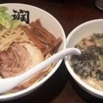 18896703 - 限定 海老塩つけ麺