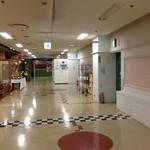 サクティ - 西友のレストラン街自体がガラガラ