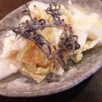 ごっつい - (ランチ)白菜サラダ