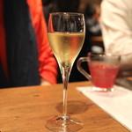 マルゴーグランデ - Champagne  Florent Viard Chardonnay   (2013/05)
