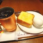上島珈琲店 - Dセット