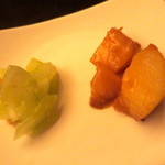 中国料理&ワイン yinzu - お通し