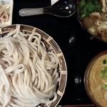 麺処まると - 2色もり カレー&肉汁950円