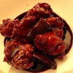 中国料理&ワイン yinzu - ハーブ豚の黒酢豚