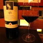 中国料理&ワイン yinzu - ソムリエールお任せワイン