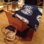 星火 - この日の日本酒  ばくれん、〆張鶴、醸し人九平次、獺祭、菊姫、このスタイルで出てきます。