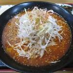 食道かわむら - 辛味噌ネギラーメン