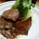 樽 - タル焼き(タン焼)