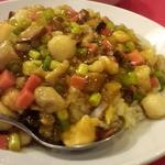18904362 - 王様のブランチ、中華街炒飯1位 東光炒飯