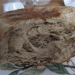 18905279 - 人気ナンバーワンのパンの中身