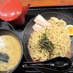 麺家くさび - 味噌豚骨つけ麺