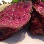 プリンチピオ - 牛ランプ肉のロースト