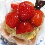パティスリー リアンクプル - 【第二弾】苺のケーキ